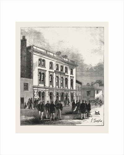The Fox and Hounds, Putney, Oxford Head-Quarters by Anonymous