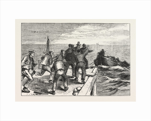 Escape of Fenian Convicts from Fremantle, Western Australia by Anonymous