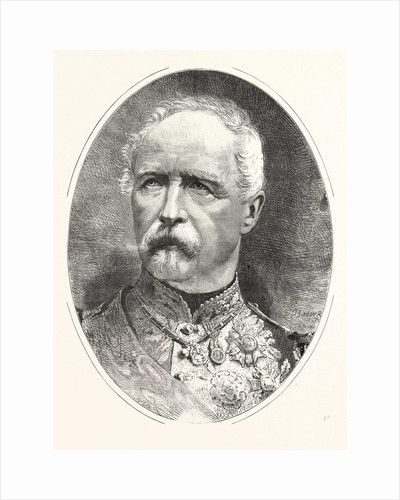 Marshal Maahon, President of the French Republic by Anonymous