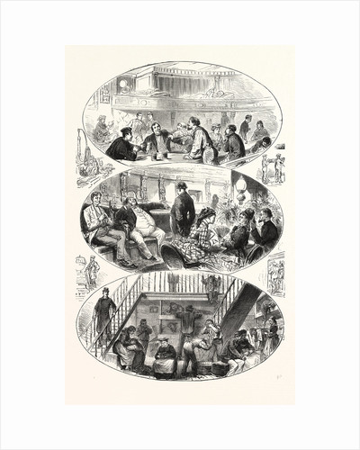 Phases of Life on Board an Atlantic Steamer by Anonymous