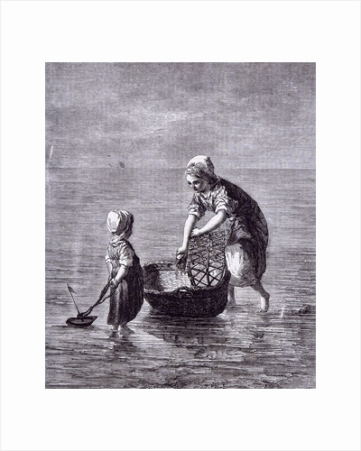 Children and the Cradle by Anonymous