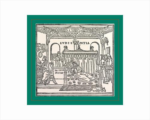 Bible de Mallermi Venezia, 1511 by Anonymous