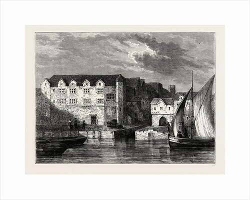 Bridewell in 1666 by Anonymous