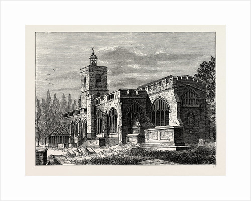 St. Dunstan's, Stepney by Anonymous