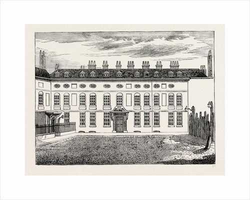 Cleveland House. 1799 by Anonymous