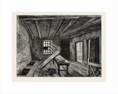The Loft Used By the Cato Street Conspirators, 1820 by Anonymous
