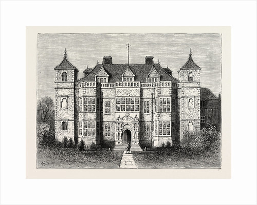 Campden House 1720 by Anonymous