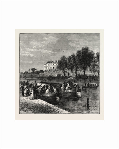 The Paddington Canal, 1840 by Anonymous