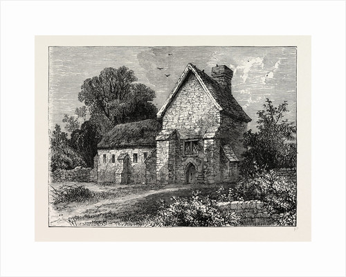 The Priory, Kilburn, 1750 by Anonymous