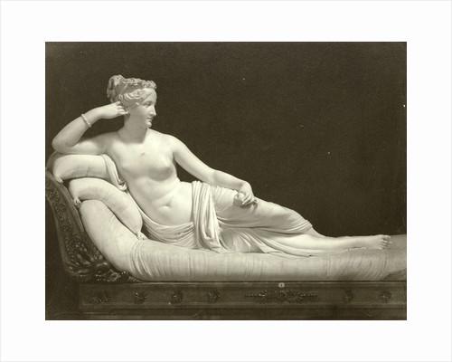 Roma Pauline Bonaparte by Anonymous