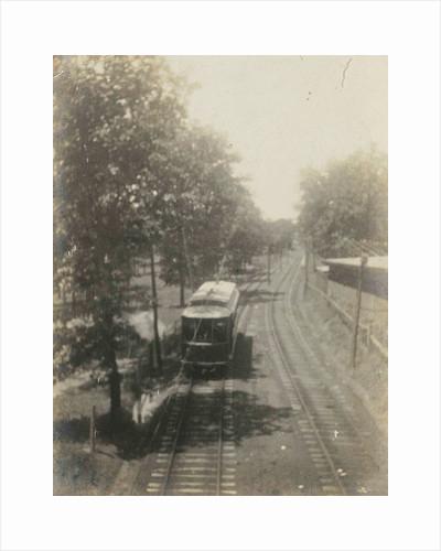 Tram in or near Louisiana by Anonymous