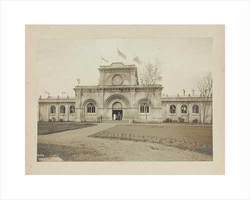 Palace of Education' (?) At the site of the Louisiana Purchase Exposition, 1904, in St Louis (?) by unknown