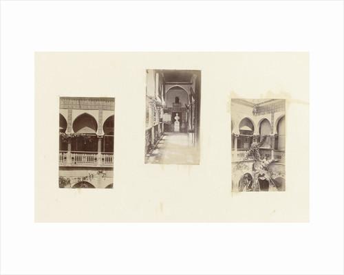 Spain, arcade Islamic building by Anonymous