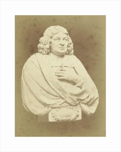 Bust Joan Munter, mayor of Amsterdam by Pieter Oosterhuis