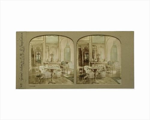 Grand Salon of HM the Empress Château de Saint-Cloud Palace in Saint-Cloud, France by Florent Grau