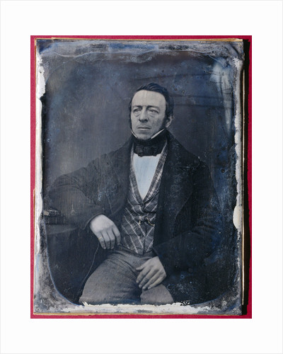 Portrait of an unknown man by Anonymous