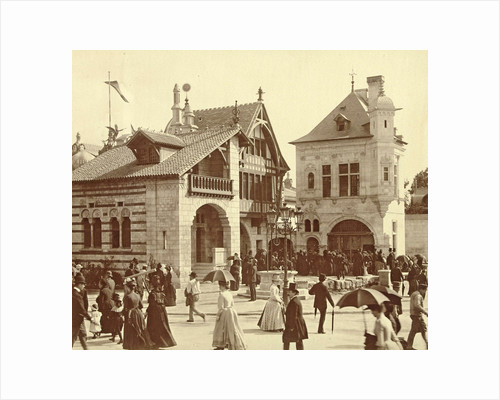 Paris, France Exposition of 1889, France by Anonymous