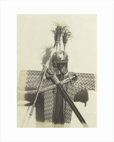 Chain Armor and Swords by Hugh Owen