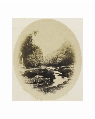 Bolton Priory, The Strid by William Russell Sedgfield