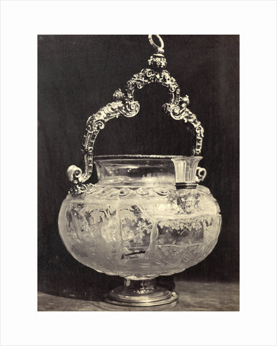 Crystals barrel with metal handle, from the Louvre by Charles Thurston Thompson