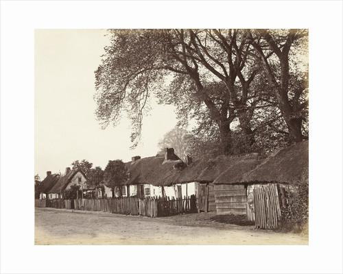 Houses in Wilford, Nottinghamshire UK by George Bankart