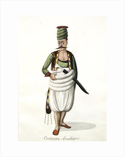 Costume Asiatique by Mahmud II