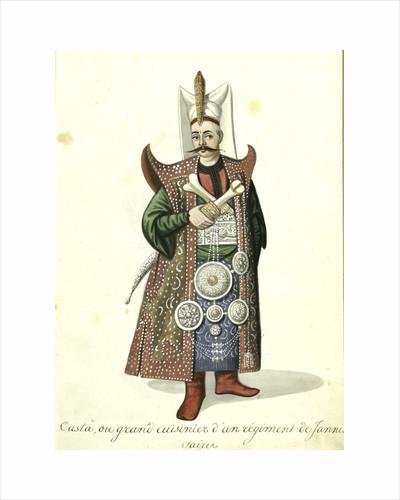 Oustà by Mahmud II