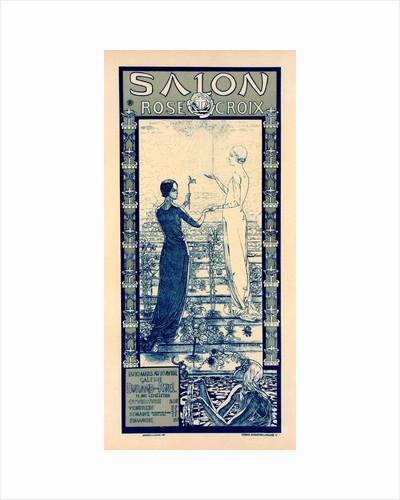 Art nouveau posters art nouveau prints page 19 for Salon rose croix