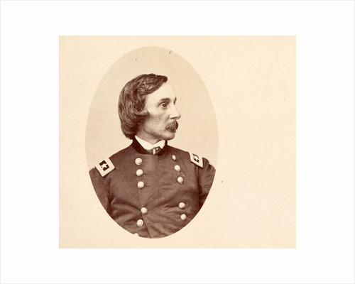 Gen. G. K. Warren, Commander of the Fifth Corps., USA by Anonymous