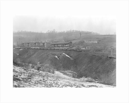 Scott's Run, West Virginia. Chaplin Hill by Lewis Hine