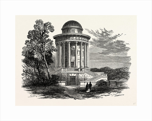 The Mausoleum, Castle Howard by Anonymous