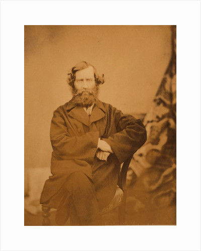 Captain Hughes, lately employed on special service in Circassia by Roger Fenton