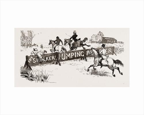 Fox-hunting In America: A Fancy; U.s.a., U.s., Us, Usa, United States, United States Of America, America, 1886 by Anonymous