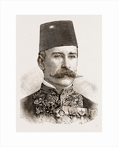 Crookshank Pasha Photo by G. Lekegian And Co.