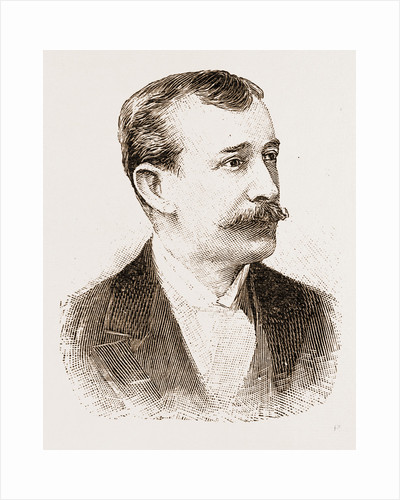 Alderman W. E. Clegg by Anonymous