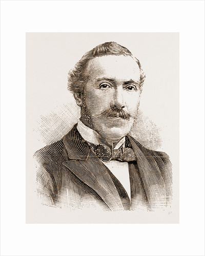Alderman George Franklin by Anonymous