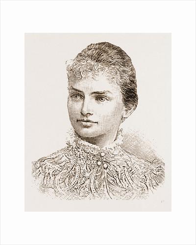 Princess Maria Theresa Of Bavaria by Elviraz