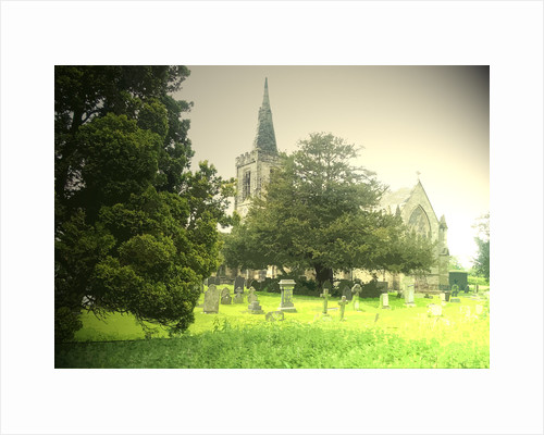 Church of All Saints, Mackworth by Sarah Smith