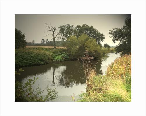 The River Dove near Ellastone by Sarah Smith