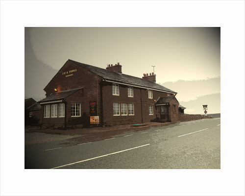 The Cat and Fiddle Public House by Sarah Smith