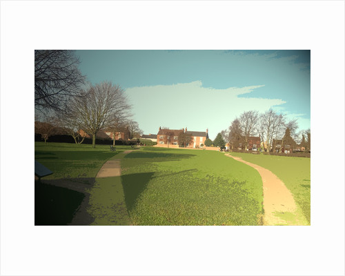 Breaston Village Green by Sarah Smith