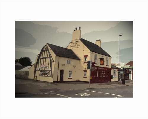 The Corner Pin Public House in by Sarah Smith