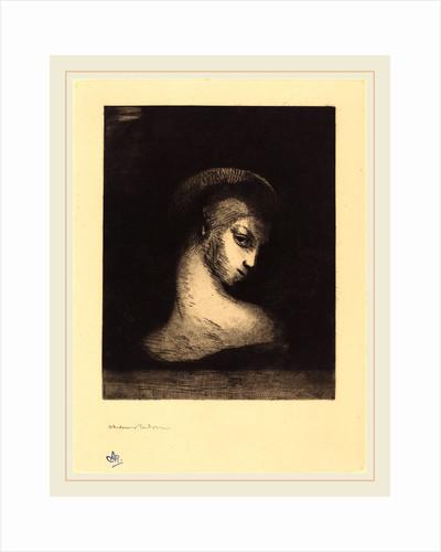 Perversité, 1891 by Odilon Redon