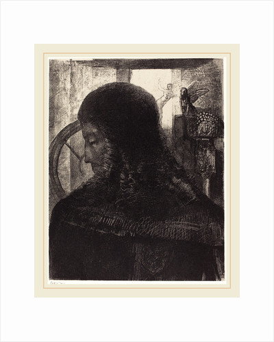 Vieux Chevalier, 1896 by Odilon Redon