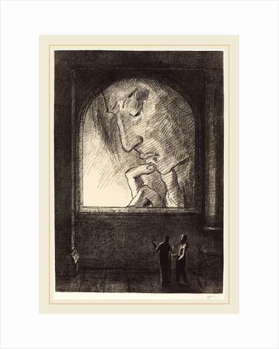Lumiere, 1893 by Odilon Redon
