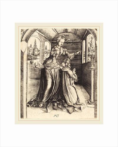Solomon Worshipping False Gods, 1501 by Master MZ