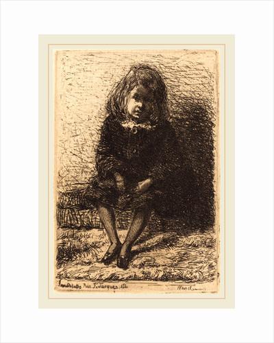 Little Arthur by James McNeill Whistler