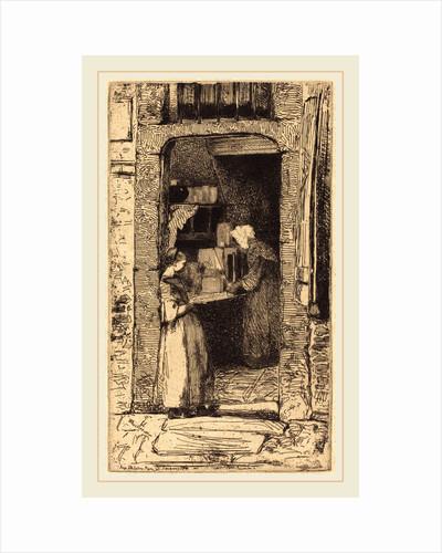La Marchande de Moutarde, 1858 by James McNeill Whistler