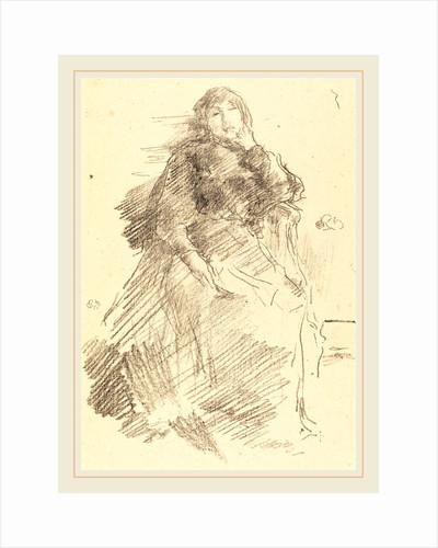 La Belle Dame Paresseuse, 1894 by James McNeill Whistler
