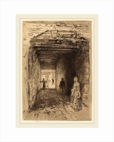 The Beggars by James McNeill Whistler